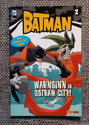 The Batman 2 - Wahnsinn in Gotham, Paperback Panini
