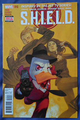 SHIELD (2014-2015) #10 by Mark Waid and Evan Shaner - MARVEL COMICS