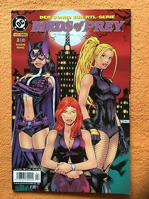 Birds of Prey Nr. 2 mit Batman ua. Panini / DC.