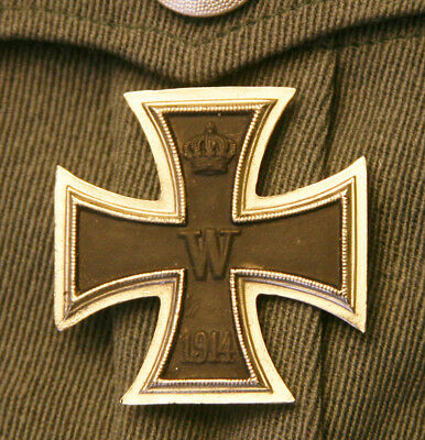 German Imperial Wwi Iron Cross First Class