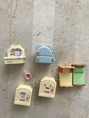 Hamtaro Hamster Accessories lot