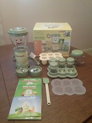 Magic Bullet Baby Bullet: The Complete Baby Food Making System