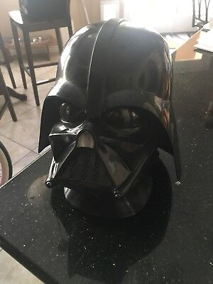darth vader helmet ORIGINAL! As in 1980s