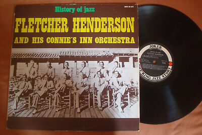 Fletcher Henderson And His Connie's Inn Orchestra - Lp Historisch