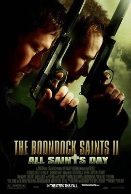 Boondock Saints II: All Saints Day (REGION 1 DVD Used Acceptable) WS  WS
