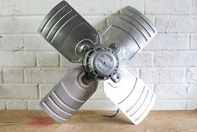 INDUSTRIAL PLATE AXIAL FAN ZIEHL ABEGG 230V 0.63Kw 860rpm BLOWER EXTRACT COOLER