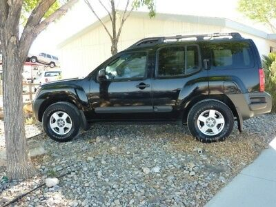 2005 Nissan Xterra  2005 NISSAN XTERRA RARE 6 SPEED VERY VERY NICE GREAT TOW BEHIND FOR A MOTORHOME
