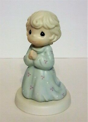 """Precious Moments Figure """"Take It To the Lord In Prayer"""" 1995 Enesco 163767"""
