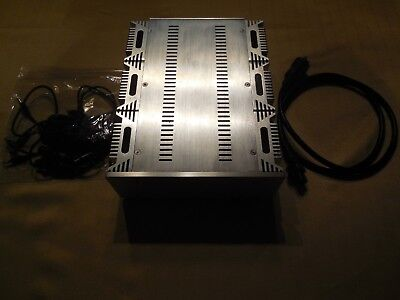 Custom HDPLEX 400 Watt ATX Linear Power Supply + Accessories