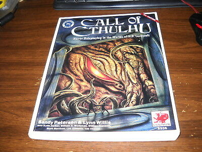 Chaosium: Call of Cthulhu 5.1 Core Rulebook