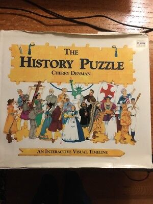 The History Puzzle: An Interactive Visual Timeline, Denman
