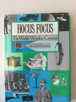Hocus Focus- The Worlds Weirdest Camera- Glassman