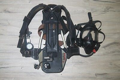 Fire fighting Sabre Contour Breathing Apparatus Set