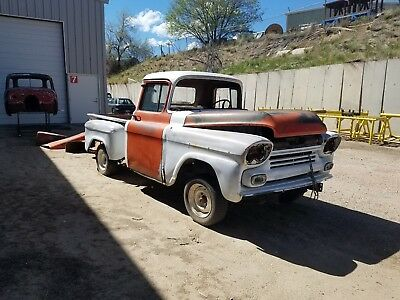 1958 Chevrolet Other Pickups  1958 chevy apache chevrolet pickup truck