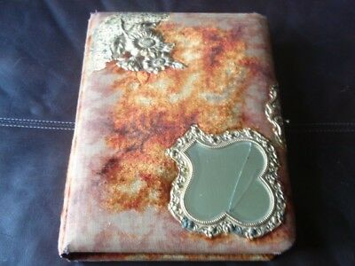 Vintage Victorian Album with Vintage Photos and Postcards