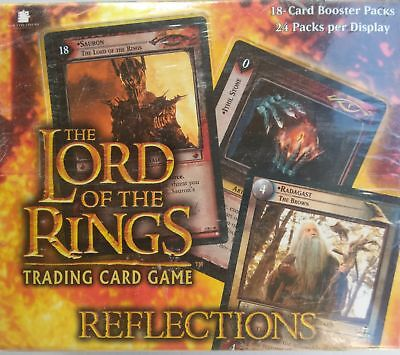 Decipher's Lord of the Rings TCG: Reflections Booster Box [Factory Sealed]