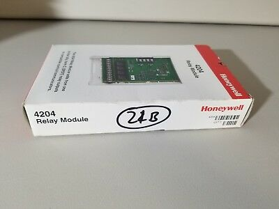 Ademco Honeywell 4204 Relay Module SPDT Form C Outputs T326