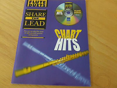 Share the Lead Flute Duets Chart Hits mit CD
