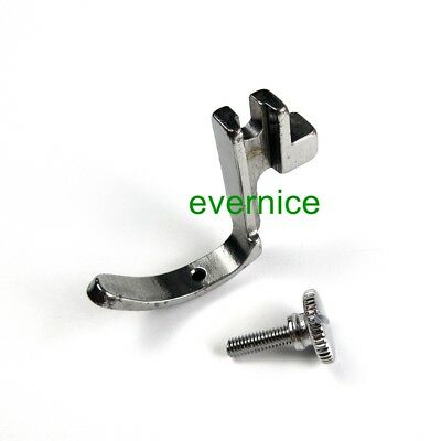 evernice Wide /& Regular Tape Edge Shirring Foot for High Shank Industrial Sewing Machine