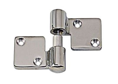 LINDEMANN Precision Cast Stainless Steel Lift of Hinges Left 38x90x3.5mm
