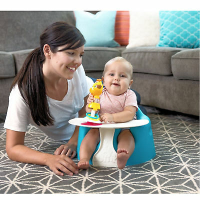 New Bumbo Combo Floor Seat & Play Tray With Ergonomic Design For Extra Support