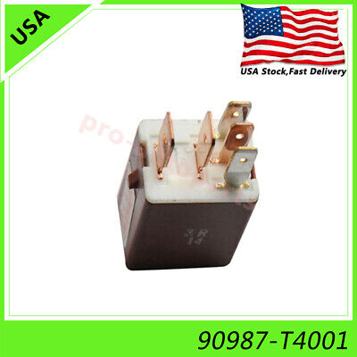 Denso 5 Pins Relay 12V For Toyota Yaris Landcruiser Rav4 90987-T4001 156700-1700