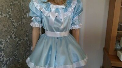 Sissy Maid * Adult Baby * Fetish * Cd/tv * Mincing * Prissy * Lockable Dress