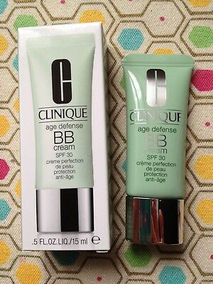 CLINIQUE Age Defense BB Cream SPF 30 Crème Perfection Peau Protection Anti-âge