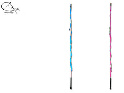Waldhausen Two-Part Lunging/Training Extra Long Horse/Pony Whip/Stick 180/200cm