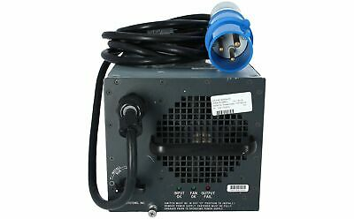 CISCO - WS-CAC-4000W-INT - 4000W AC PowerSupply, International (cable included)