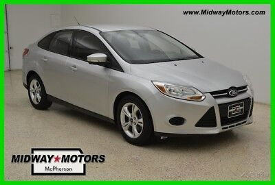 Ford Focus SE 2013 SE Used 2L I4 16V Manual FWD Sedan