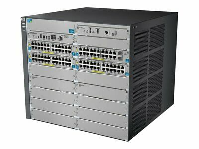 HP - J9641A - HP 8212 zl Switch with Premium Software