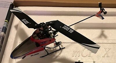 Blade MCPx Bind And Fly Helicopter