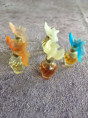 Lot de 5 miniatures, L' air du temps, Nina RICCI.