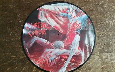 CANNIBAL CORPSE - PUT THEM TO DEATH PicLp Live Death Metal Carcass Morbid Amon