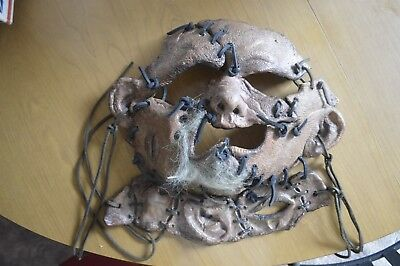 Texas Chainsaw Leatherface 2 convention mask by Tom Savini