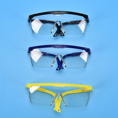 Eyes Safety Glasses Spectacles Protection Goggles Eye wear Dental Work ME