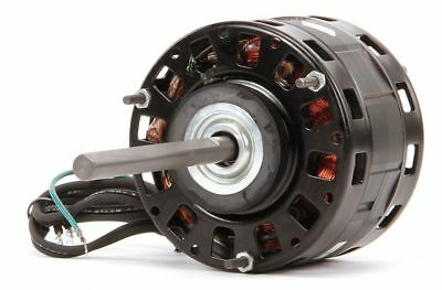 Century 1/8 HP Direct Drive Blower Motor, Shaded Pole, 1050 Nameplate RPM,