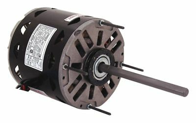 Century 1/2 HP Direct Drive Blower Motor, Permanent Split Capacitor, 1625