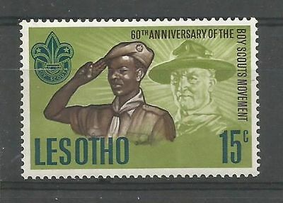 Lesotho 1967 146 ** Scoutisme Baden-Powell Pfadfinder