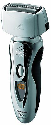 Panasonic ES8103S Men's 3-Blade, Arc 3, Wet/Dry Rechargeable Electric Shaver