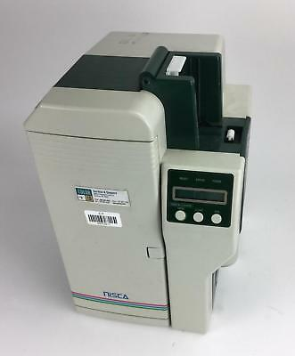 Nisca PR5350 ID Card Badge Color Dye Thermal Printer - FOR PARTS