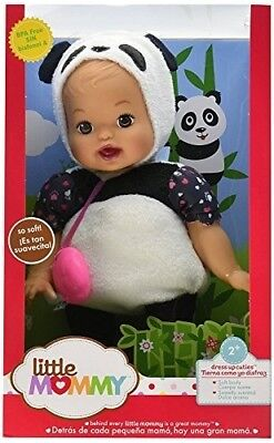 Little Mommy Dress Up Cuties Panda Doll