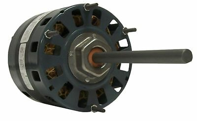 Fasco D152 Blower Motor, 1/4, 1/5, 1/6, 1/8 HP, PSC, 1050 RPM, 277V