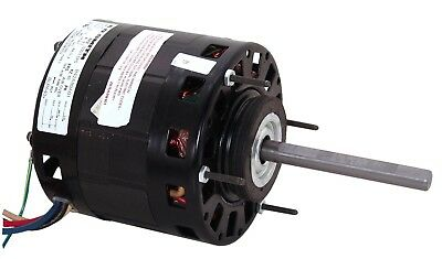 Century AO Smith BLR6403 Blower Motor, 1/8 HP, Split-Phase, 1050 RPM, 115V