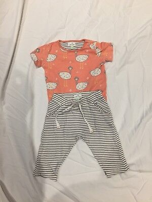 John Lewis Unisex Ostrich Outfit 3-6months