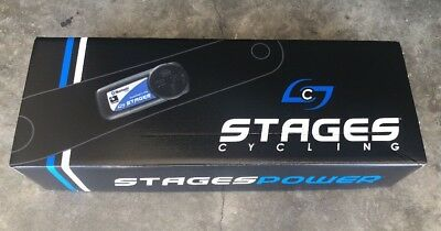 Stages SRAM Rival Left Crank Arm Power Meter 175mm GXP - New Third Generation