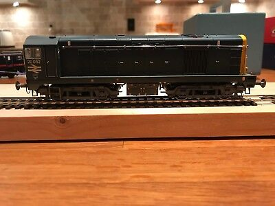 Bachmann 32-031 Class 20052 BR Blue factory weathered 8-pin DCC ready