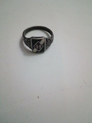WW2 German SS ring