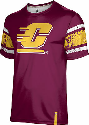 Grunge ProSphere Central Michigan University Mens Performance T-Shirt